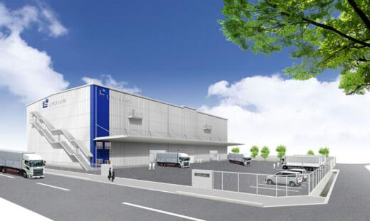 20210531logiland 520x311 - ロジランド/滋賀県野洲市に大手物流事業者専用物流施設開発
