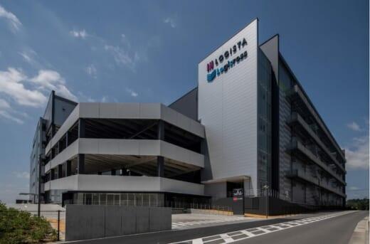 20210601hankyu 520x343 - 阪急阪神不動産、三菱地所/大阪彩都で物流施設2棟を満床竣工