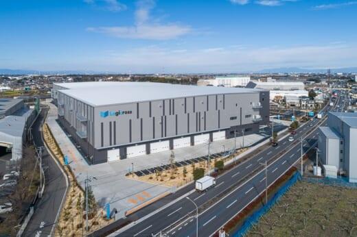 20210601mitsubishi3 520x346 - 三菱地所/物流事業拡大中、埼玉県春日部市で4万m2施設竣工