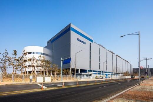 20210603jll 520x346 - JLLレポート/韓国で多層階MT型物流施設の開発が加速