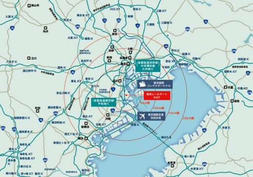 20210611mitsui2 520x365 - 三井不動産/7⽉7~9⽇、東京レールゲートEASTで物件説明会