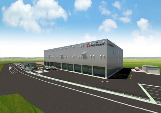 20210611nikkon 520x365 - 日本梱包運輸倉庫/仙台空港至近、東北エリアの中核物流拠点