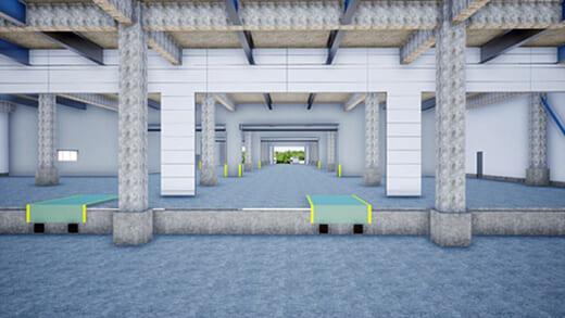 20210617glr2 520x293 - GLR/神戸市須磨区で1.9万m2の物流施設プロジェクト着工