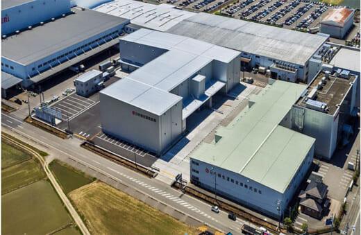 20210617nikkon1 520x339 - 日本梱包運輸倉庫/新潟県新潟市の既存倉庫の隣に新倉庫竣工