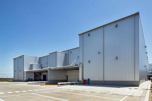 20210617nikkon2 520x345 - 日本梱包運輸倉庫/新潟県新潟市の既存倉庫の隣に新倉庫竣工