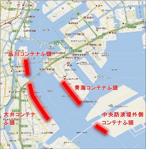 20210617tokyo - 東京港/東京2020大会中のゲートオープン時間を拡大
