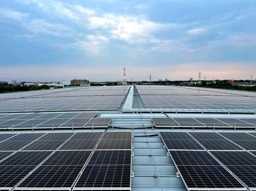 20210621benex 520x389 - 日本ベネックス/伊藤忠の物流施設屋上に太陽光発電所