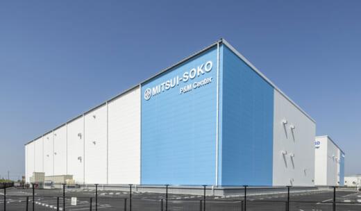 20210621mitsuisoko1 520x304 - 三井倉庫HD/埼玉県加須市で2.3万m2のⅡ期物流施設竣工