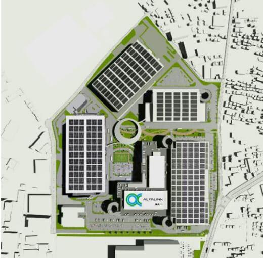 20210622glp2 520x511 - 日本GLP/神奈川県相模原市で15.1万m2のBTS型物流施設を着工