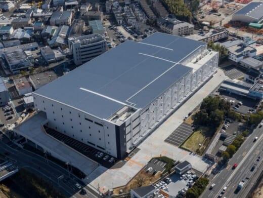 20210623nihonseimei 520x391 - 日本生命/大阪府枚方市の5.7万m2物流施設取得