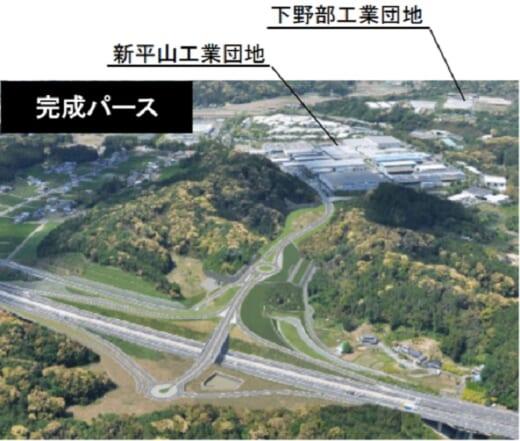 20210625nexco 520x441 - NEXCO中日本/新東名「新磐田スマートIC」、7月17日15時開通