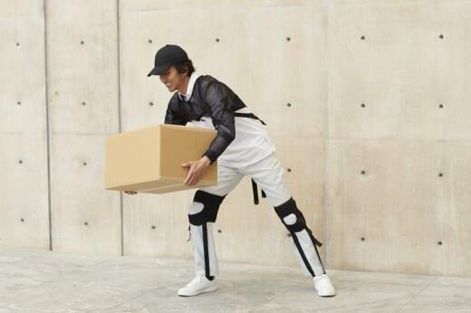 20210629asahicho 520x346 - Asahicho/1分で装着できる腰・腕補助のアシストスーツ発売