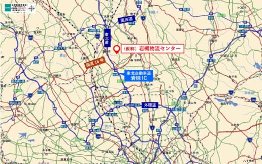 20210630daiwa1 520x325 - 大和物流/さいたま市岩槻区にラストワンマイル物流施設建設