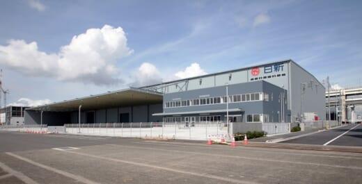 20210630nisshin 520x265 - 日新/横浜・本牧埠頭に「横浜重量物梱包センター」開設