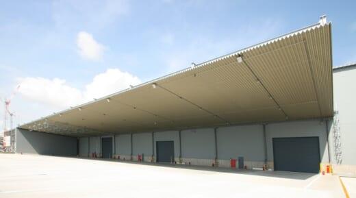 20210630nisshin1 520x289 - 日新/横浜・本牧埠頭に「横浜重量物梱包センター」開設
