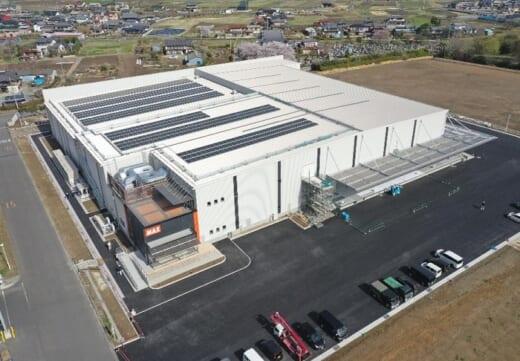20210701max 520x361 - マックス/群馬県高崎市にITシステム導入の新物流倉庫