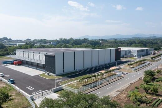 20210701max1 520x346 - マックス/群馬県高崎市にITシステム導入の新物流倉庫