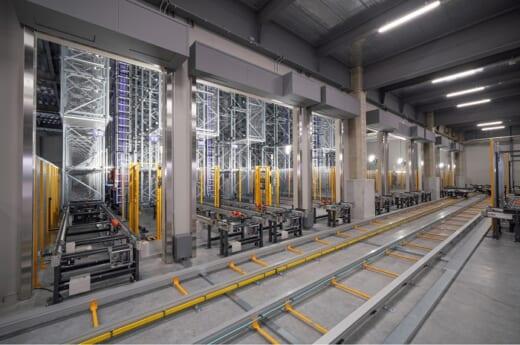 20210701max2 520x345 - マックス/群馬県高崎市にITシステム導入の新物流倉庫