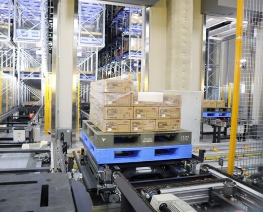 20210701max3 520x418 - マックス/群馬県高崎市にITシステム導入の新物流倉庫