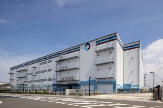 20210706esr 520x346 - ESR/神奈川県茅ヶ崎市で6.9万m2の「ESR茅ヶ崎DC」竣工