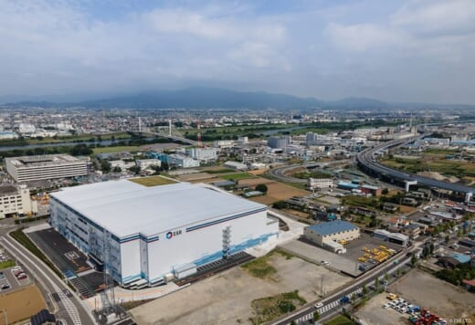 20210706esr1 520x356 - ESR/神奈川県茅ヶ崎市で6.9万m2の「ESR茅ヶ崎DC」竣工