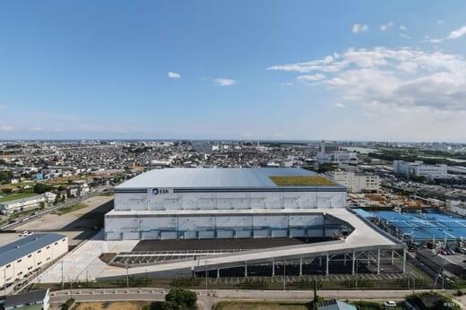 20210706esr3 520x346 - ESR/神奈川県茅ヶ崎市で6.9万m2の「ESR茅ヶ崎DC」竣工