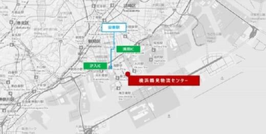 20210707jll1 520x263 - JLL/7月20・21日、横浜市鶴見区の大型物流施設で内覧会