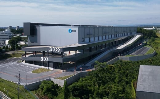 20210709cre 520x321 - CRE/埼玉県飯能市の物流施設で現地&オンライン内覧会