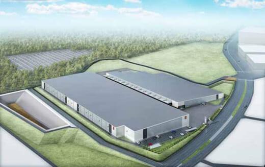 20210709daiwahouce1 520x327 - 大和ハウス/茨城県稲敷郡阿見町に3.69万m2の物流施設着工