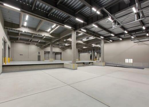 20210713esr4 520x372 - ESR、トヨタL&F/ESR愛西で施設見学&ロボット実演会