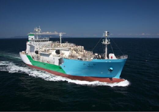 20210713nyk1 520x369 - 日本郵船/LNG燃料自動車船がシップ・オブ・ザ・イヤー受賞