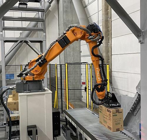 20210714askul - アスクル/物流現場のDX加速へアーム型ロボットやAGV導入