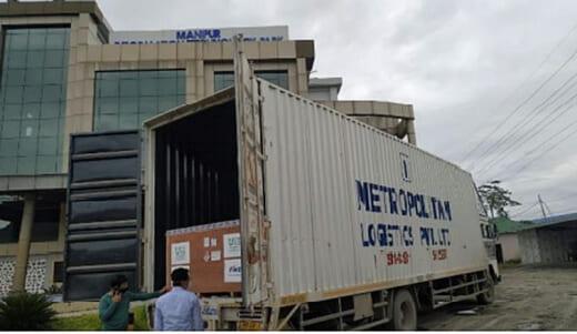 20210714kwe2 520x301 - 近鉄エクスプレス/日本財団のインドへの酸素濃縮器輸送協力