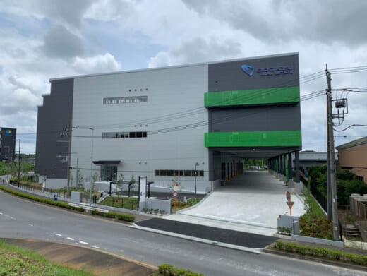 20210715odakyu1 520x391 - 小田急不動産、西濃運輸/千葉県に2.2万m2の物流施設1棟入居