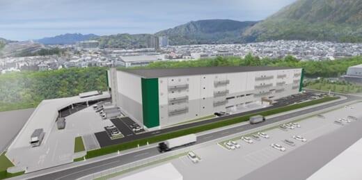 20210716glr 520x259 - GLR/8月4・5・6日、広島市安佐南区の物流施設で竣工内覧会