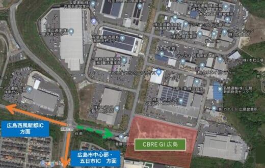 20210716glr2 520x330 - GLR/8月4・5・6日、広島市安佐南区の物流施設で竣工内覧会
