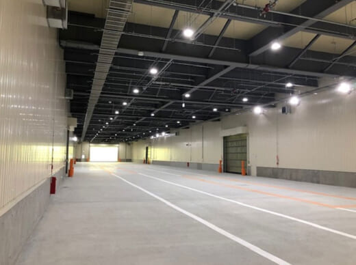 20210716konoike2 520x388 - 鴻池運輸/約33億円投資、北海道に1.6万m2の自社新倉庫開設