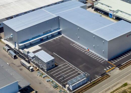 20210716nikkon1 520x371 - ニッコンHD/子会社のセフテックが新潟新整備工場を竣工