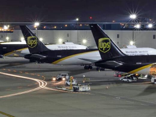 20210719ups1 520x391 - UPSジャパン/関空~深圳間を東海、近畿、中国でサービス強化