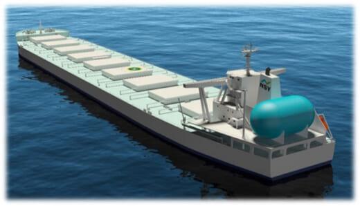 20210720jfe 520x298 - JFEスチール/海運3社と大型LNG燃料船3隻の長期傭船契約締結