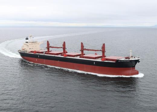 20210721eszosen 520x371 - 三井E&S造船/6.6万重量トン型ばら積み貨物運搬船を引渡し