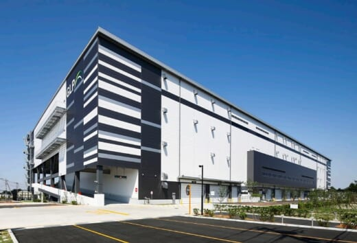 20210721glp 520x354 - 日本GLP/埼玉県北本市で5.5万m2物流施設を満床竣工