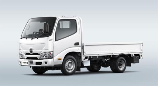 20210726hino 520x284 - 日野自動車/デュトロに積載量1.5トンクラスを新規設定