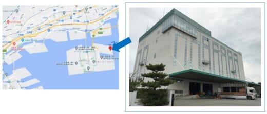 20210726kawanishi 520x223 - 川西倉庫/神戸市東灘区に新倉庫、食品保管ニーズに対応