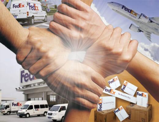20210727fedex 520x399 - フェデックス/中国河南省の洪水への救援活動で500万人民元寄付