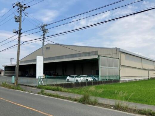 20210727okazaki 520x389 - 岡崎通運/愛知県豊橋市に新物流倉庫を開設
