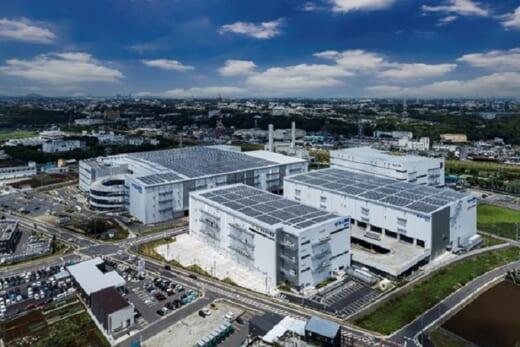 20210728shimizu1 520x347 - 清水建設/埼玉県新座市で計19万m2の大型物流施設開発完了