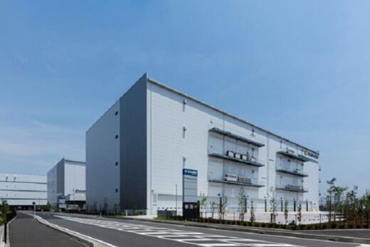 20210729sbsstaff 520x347 - SBSスタッフ/埼玉県新座市で2.0万m2の物流施設竣工、一棟貸し