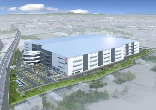 20210712daiwa 520x368 - 大和ハウス/下期にMT型物流施設18棟着工、10万m2超は3棟