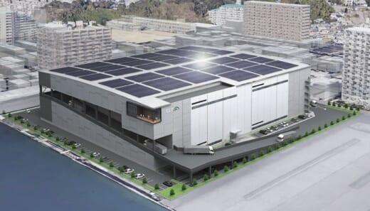 20210802glp1 520x297 - 日本GLP/広島市に5万m2物流施設、独自仕様・サービス全面に